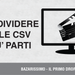 Tutorial: Come dividere un file CSV in più parti
