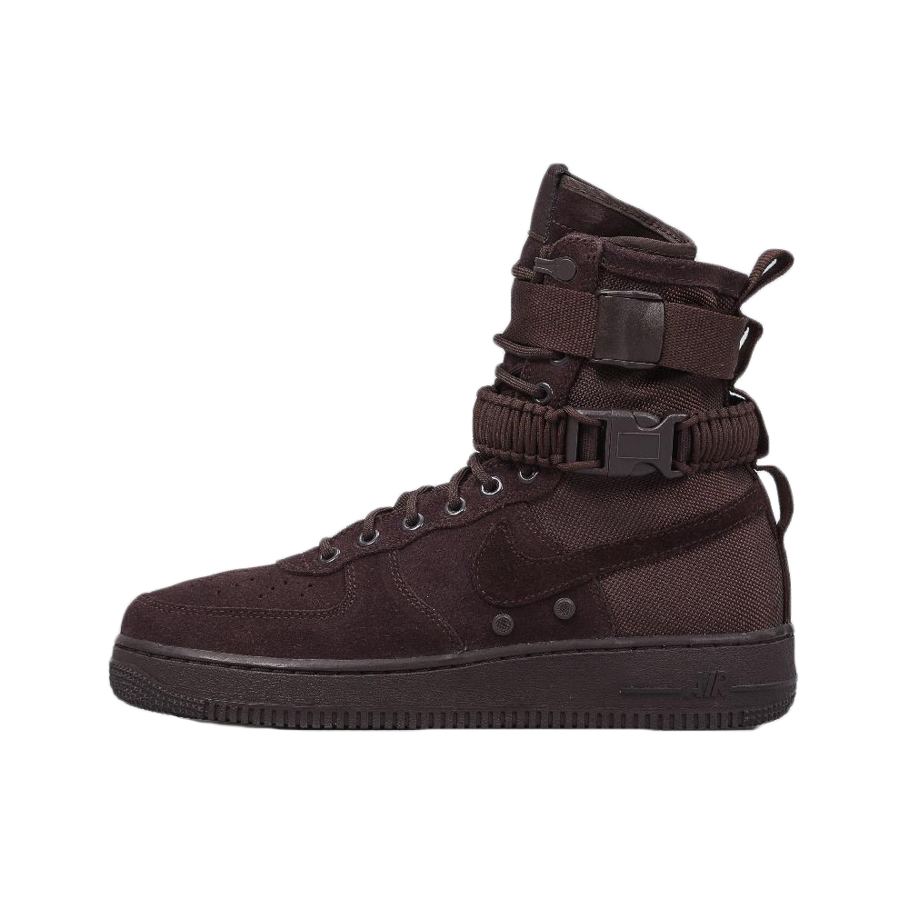 Shoes Nike Air Force 1 Special Field Velvet Brown