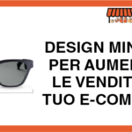 Design minimale per aumentare le vendite del tuo e-commerce